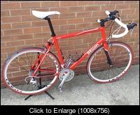 My 300 a bit more triban 3 b 39 twin road bike for Triban 300